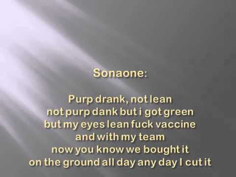 Akeem -  Ribena ft Sonaone(lyrics)