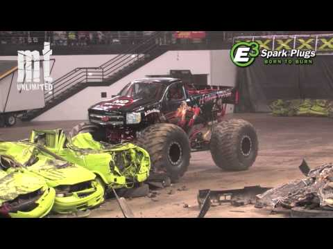 TMB TV: MT Unlimited 4.5 - Monster X Tour - Jonesboro, AR 2013