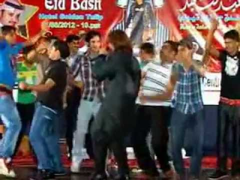 Chikni Kamar Pe Teri Mera Dil Fisal Gaya (rowdy Rathore) By Singer Saheb Khan (grand Eid Bash) video