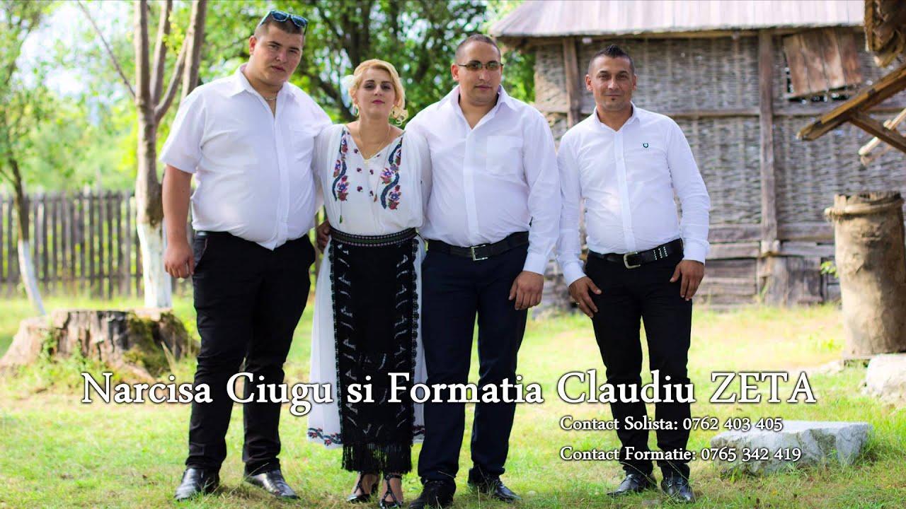 Narcisa Ciugu si Formatia Claudiu ZETA - Colaje SARBA LIVE 2016