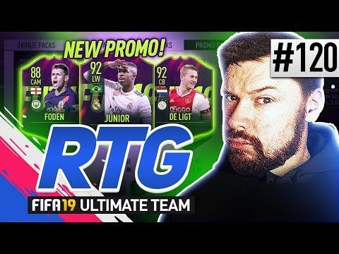 INSANE NEW PROMO! - #FIFA19 Road to Glory! #120 Ultimate Team