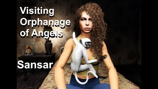 Visiting Orphanage of Angels | Sansar