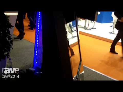 ISE 2014: MMT Presents XXL Smart Phone with Multitouch Screen