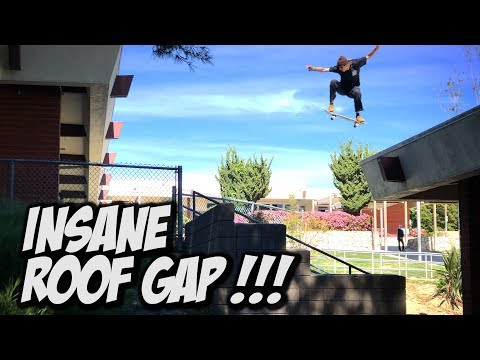 ROOF GAP VS ANDREAS ALVAREZ AND MUCH MORE !!! - NKA VIDS -