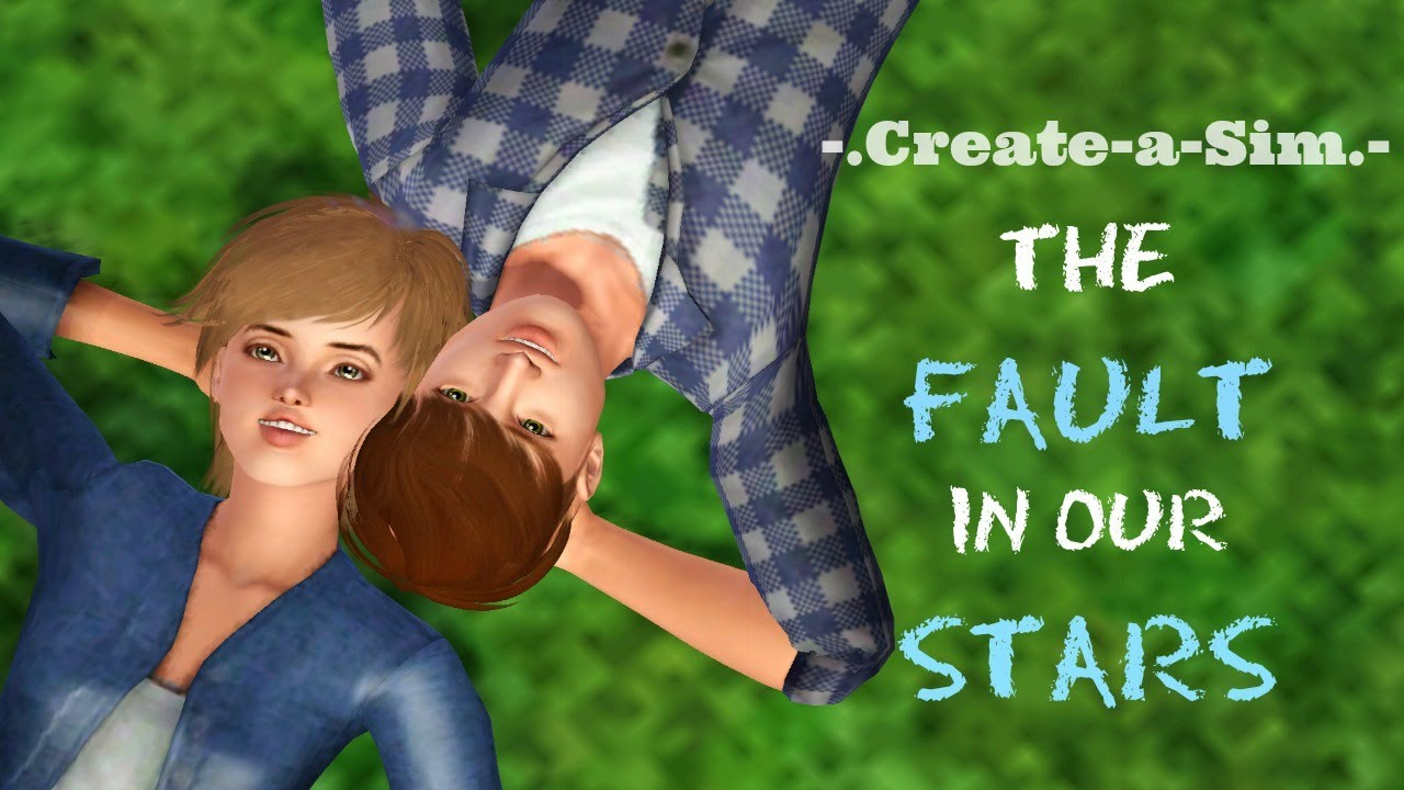 createasim the fault in our stars cast youtube