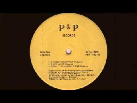 Cloud One - Atmosphere Strut (P&P Records) 1976