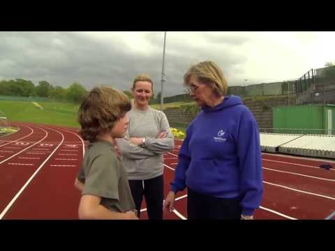 Running for Sport (With Margot Wells)