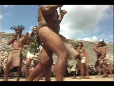 Indios Tarianos - Ranimiro Lotufo - Brazilian Indian Music Videos