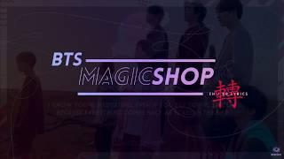 BTS (방탄소년단) - Magic Shop Lyrics