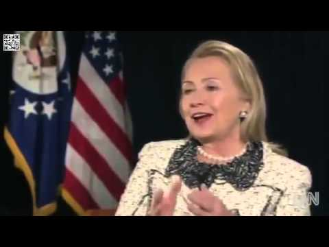 Hillary Clinton Takes Blame for Benghazi Attack