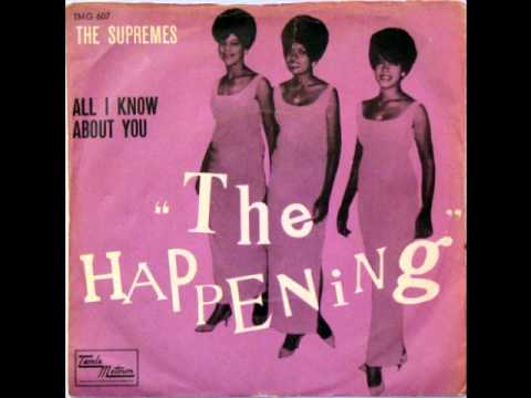 Supremes - The Happening