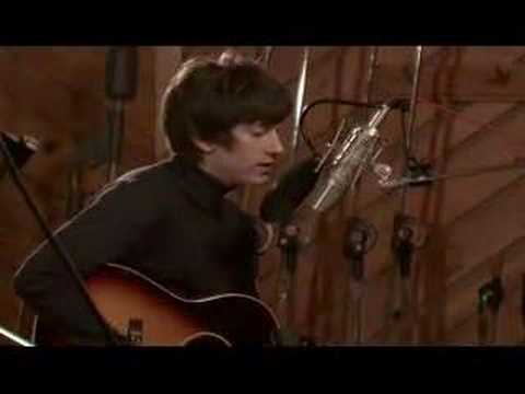 The Last Shadow Puppets - Only The Truth (Live Acoustic)