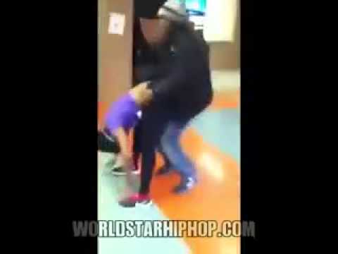 Lol.. Guy grinds on girl really hard. Lml