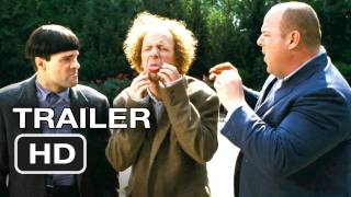 The Three Stooges - The Three Stooges Official Trailer #1 - Farrelly Brothers Movie (2012) HD