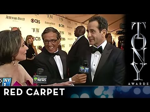 2014 Tony Awards: Red Carpet - Tony Shalhoub