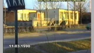 Majdan Królewski nagranie z 11 marca 1990 r.