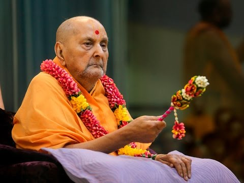 Guruhari Darshan 2 May 2016, Sarangpur, India