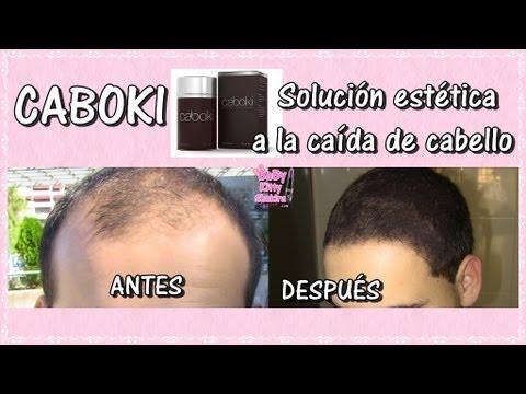CABOKI : Solución estética a la caída de cabello