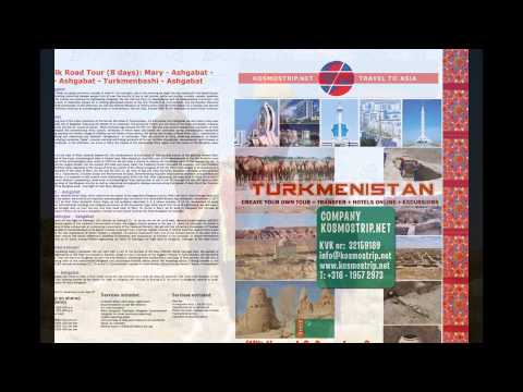 travel to turkmenistan