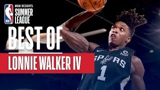 Best of Lonnie Walker IV | MGM Resorts NBA Summer League
