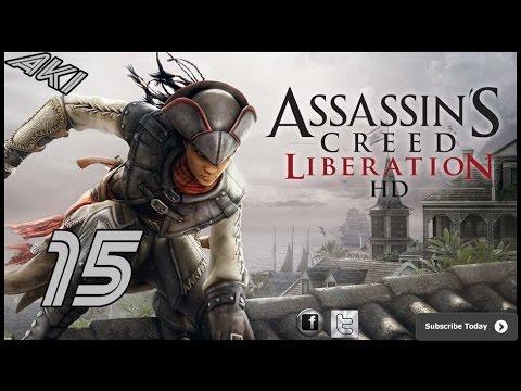 Assassin's Creed Liberation HD ep 15  Putovanje za Mexico