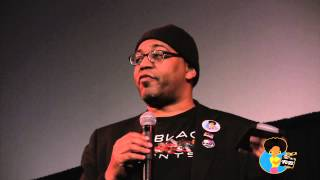 Reelblack Founder Mike D. Awarded by the Urban Arts Honor Society