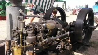 Old Antique Tractors, Engines, Steam Motors, Machinery.