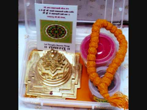 NIRVANA through SRI YANTRA - TATHASTU-001.wmv