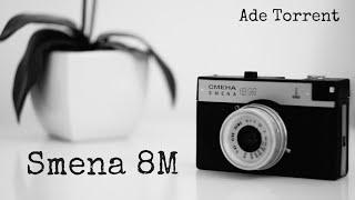 LOMO Smena 8M | King of multiple exposure