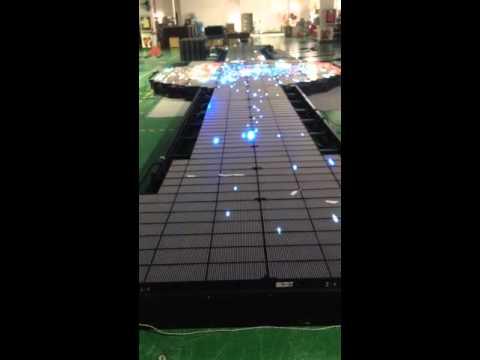 Dance Floor For fashion show to Saudi Arabia