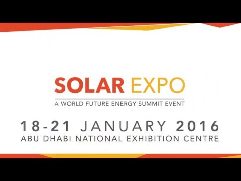 Solar Expo at #WFES16