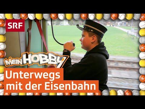 Eisenbahn-Kenner Jonas in der Mirage | Mein Hobby