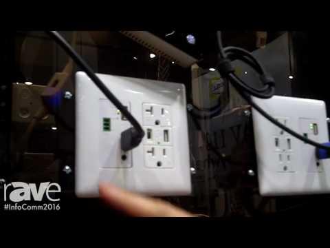 InfoComm 2016: Hubbell Premise Wiring AV 110 Everywhere HDMI Extender