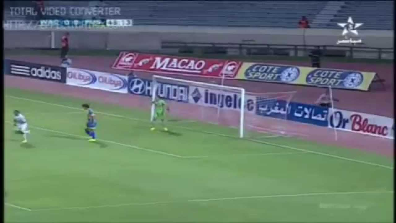 Wydad Casablanca 4-2 Union Touarga Sport Rabat