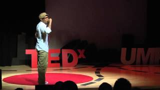 For nerds who considered cool: Omar Holmon at TEDxUMKC