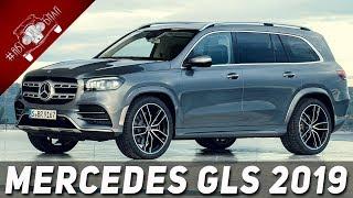 Обзор на Новый Mercedes-Benz GLS 2019 - Конкурент ли BMW 7? Что на этот раз?