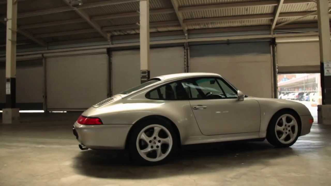 1998 Porsche 911 >> 1998 Porsche 911 Carrera S - Up Close & Personal - YouTube
