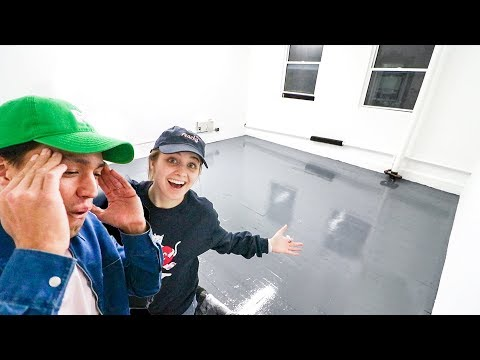MOVING INTO OUR NEW OFFICE!!! *HUGE NYC STUDIO*