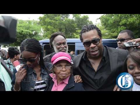 Video: Busta Rhymes Attends Vybz Kartel Murder Trial video