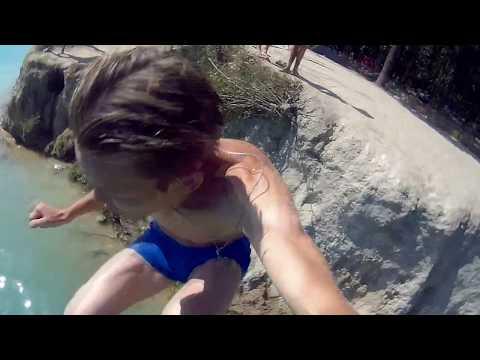 Черепашинці 2017 (озеро с бирюзовой водой) | Вінницькі Мальдіви