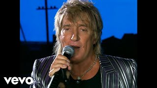 Watch Rod Stewart Fooled Around And Fell In Love video