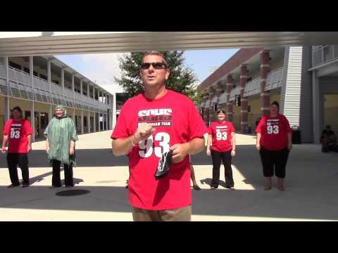 Strawberry Crest High School ALS Ice Bucket Challenge