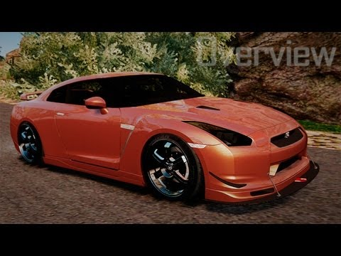 Nissan GT-R R35 SpecV 2010