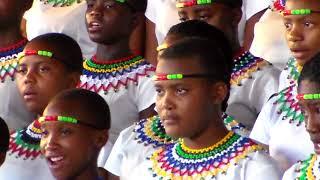 Solusi Adventist High School Choir 2017