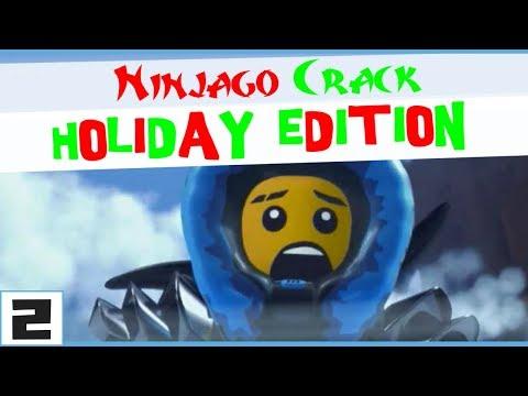 NINJAGO CRACK #2 I HOLIDAY EDITION MP3