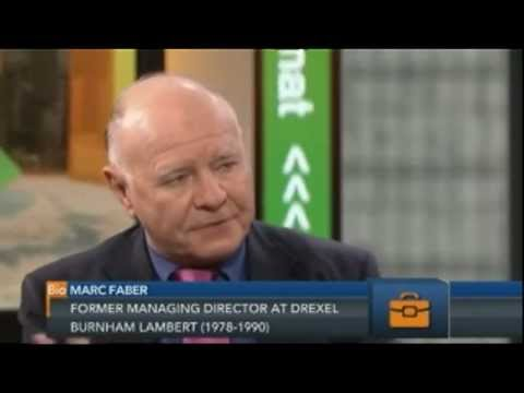 Marc Faber Says China, Vietnam Stocks May Fall Further 20%; US Stirs Japan-China Island Dispute