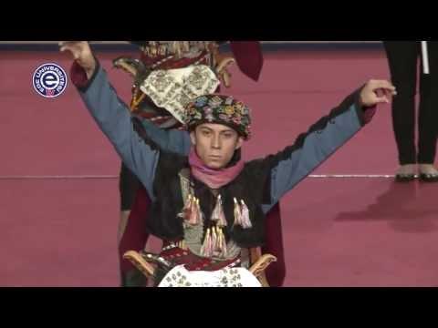 2013 Üniversiteler Halk Oyunları Stilize Dal Türkiye Şampiyonu Ege Üniversitesi