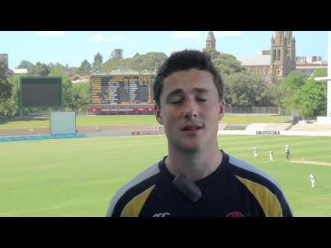 Greg Smith interview - provided by Darren Lehmann Academy