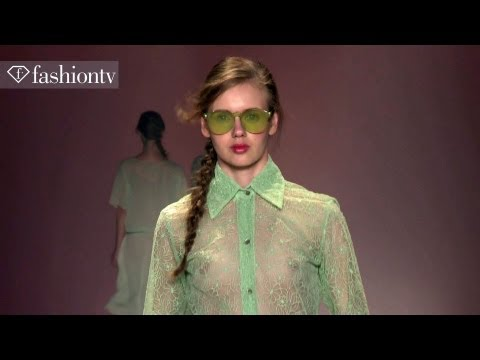 Alessa Spring summer 2014 Show | Ffw Fashion Rio | Fashiontv video