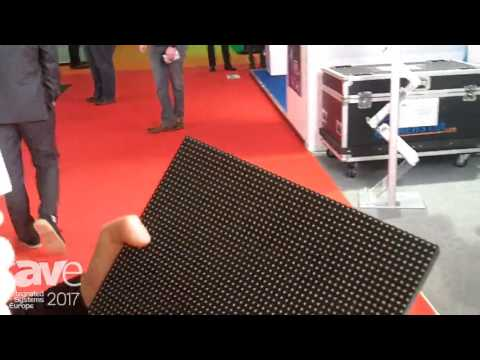 ISE 2017: Shenzhen Newstar Explains Outdoor LED Display